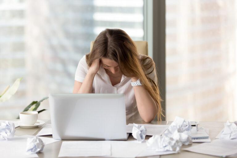 antreprenor stres