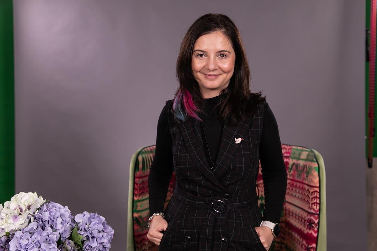 Nicoleta Deliu Pasol Director de Comunicare BCR