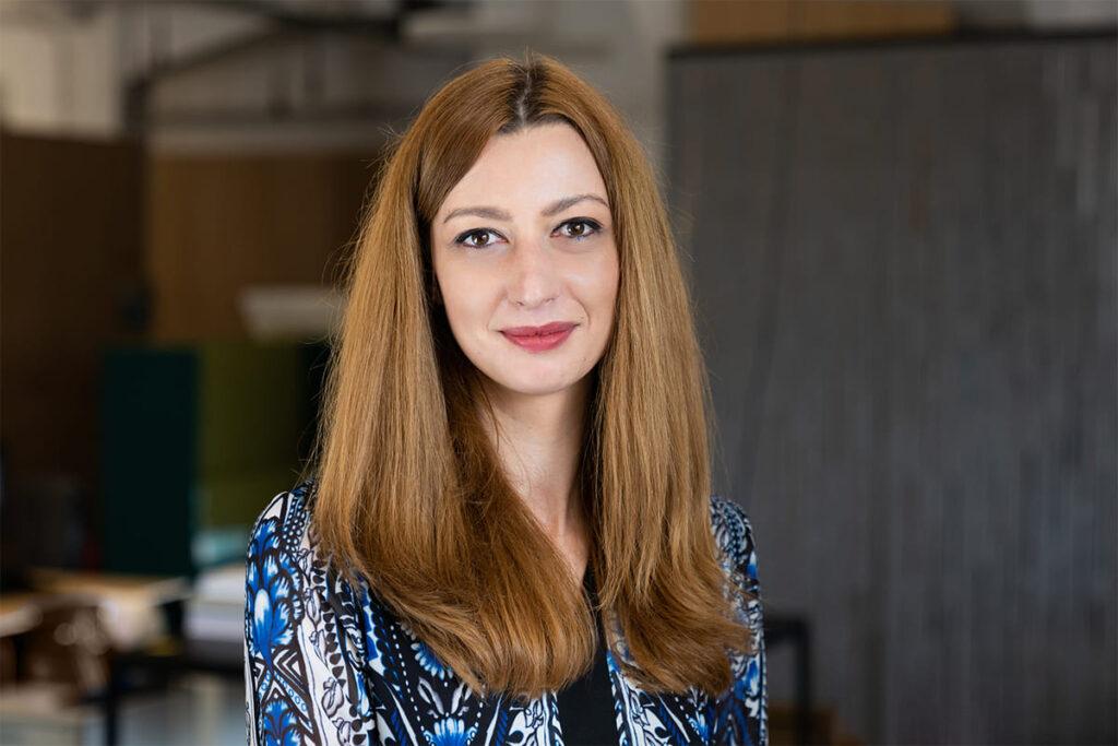 Raluca Negulescu Balaci Director Executiv UiPath Foundation